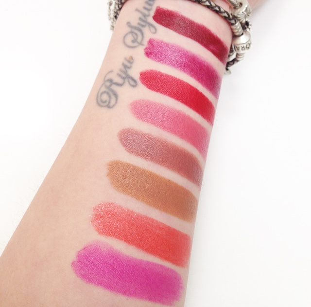 Matte Baby Pink Lipstick - Matte